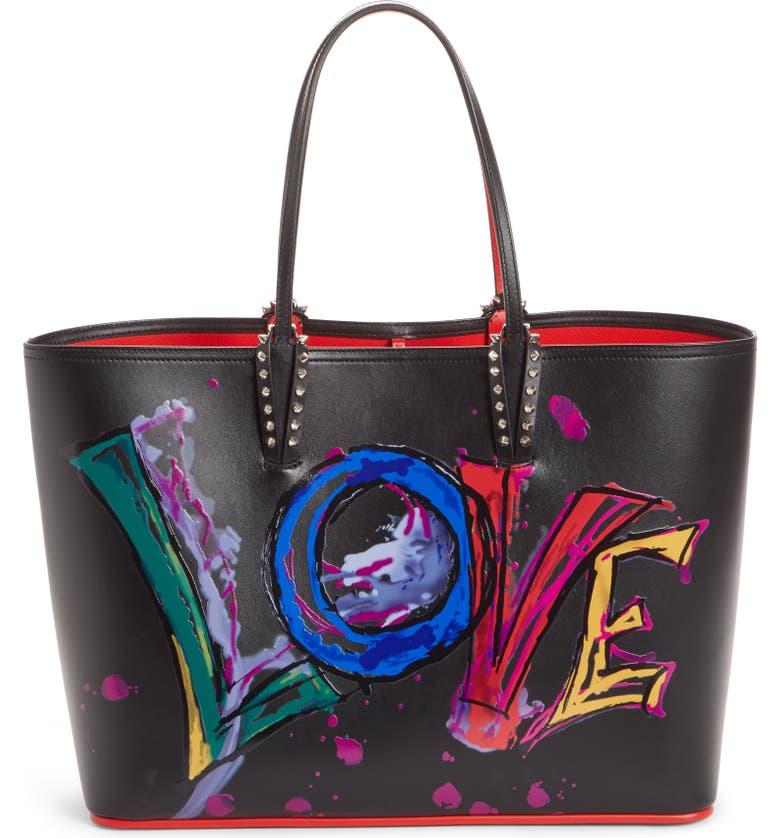 d6b4e592935 Cabata Paris Love Embellished Leather Tote
