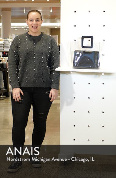 Shirley Transparent Handbag, sales video thumbnail