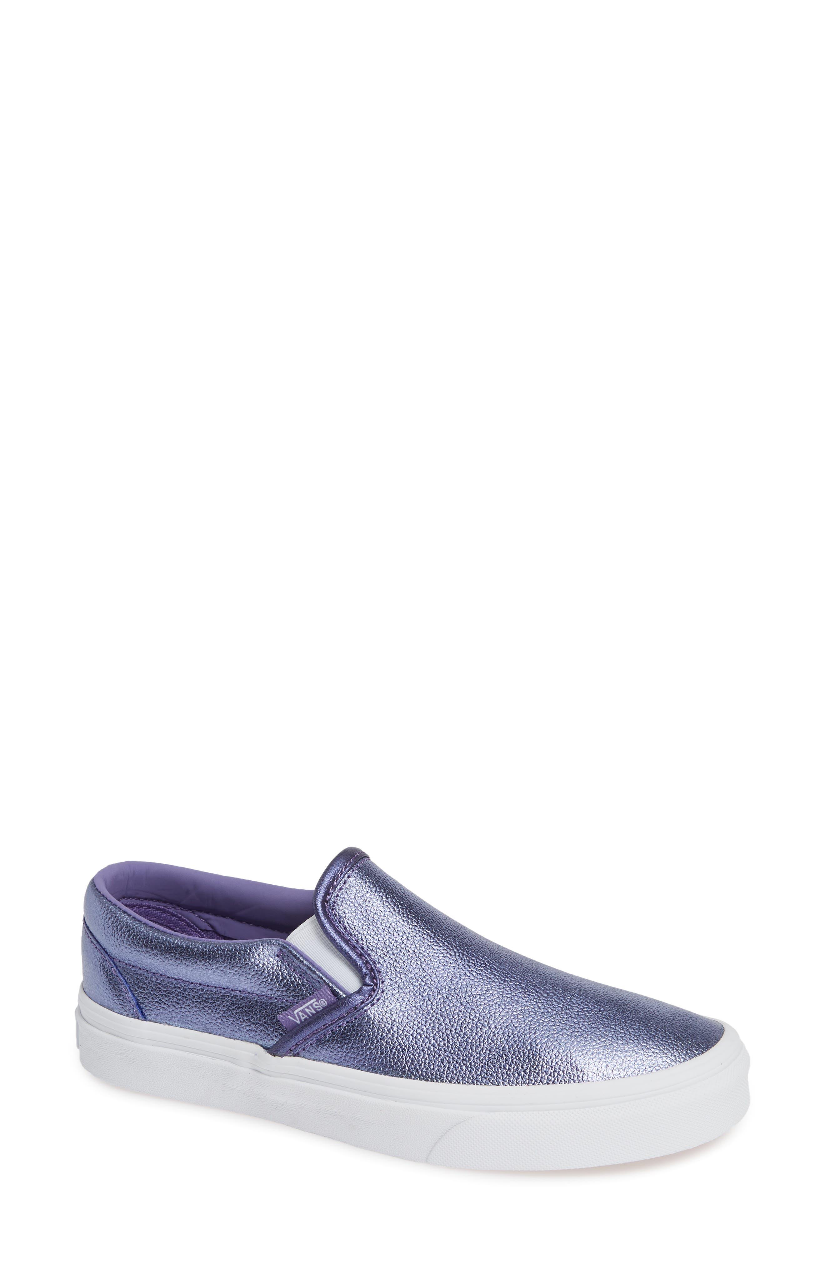 ,                             Classic Slip-On Sneaker,                             Main thumbnail 41, color,                             403
