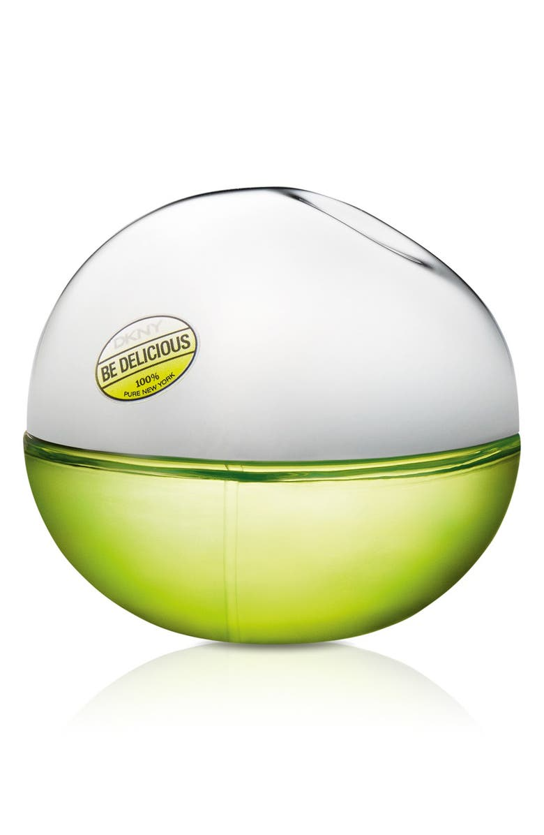DKNY 'Be Delicious' Eau de Parfum, Main, color, 000