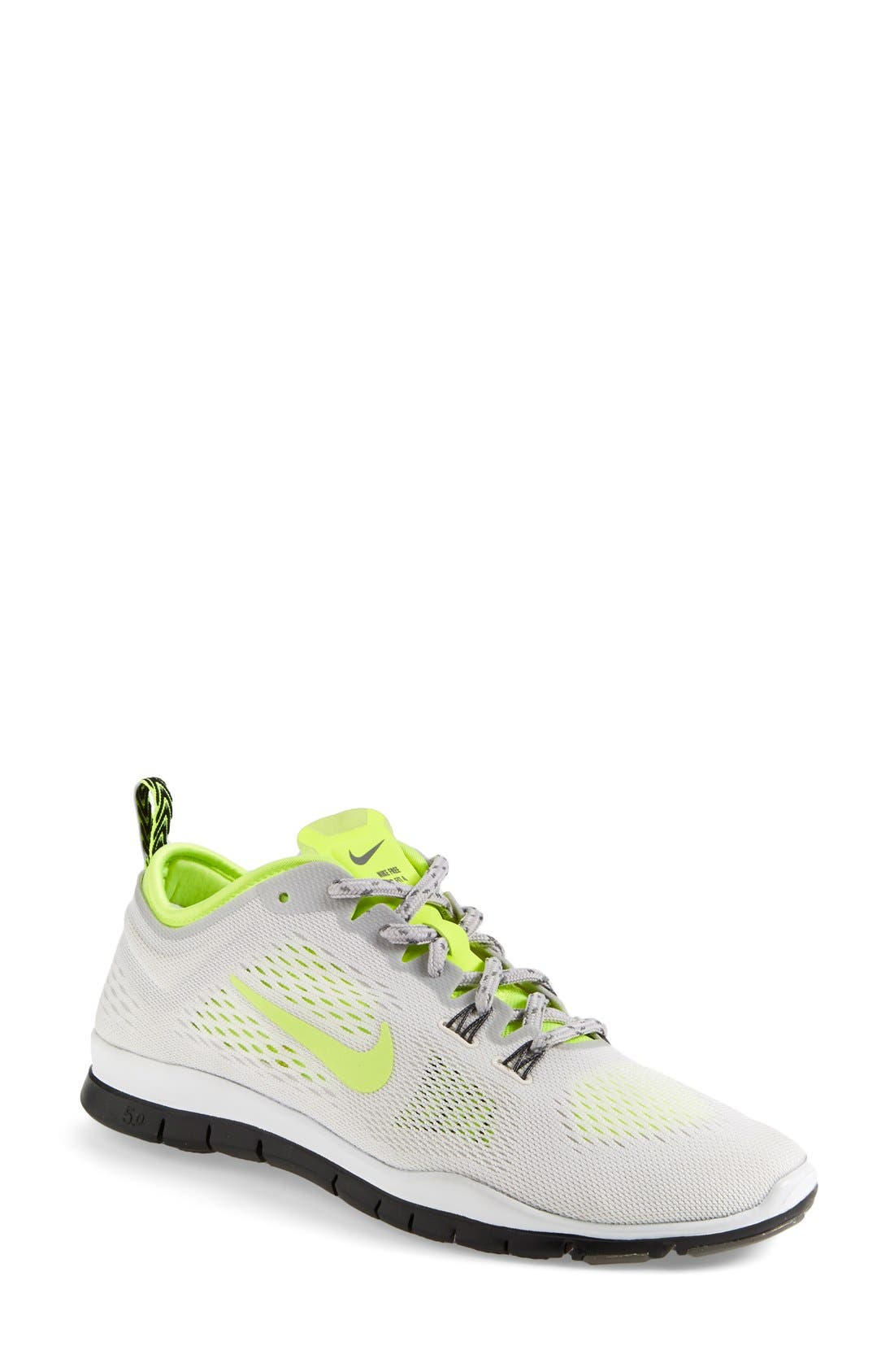 ,                             'Free 5.0 TR Fit 4' Training Shoe,                             Main thumbnail 42, color,                             103