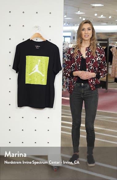 Poolside Jumpman Graphic T-Shirt, sales video thumbnail