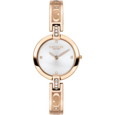 Coach Chrystie Bangle Watch, 2m