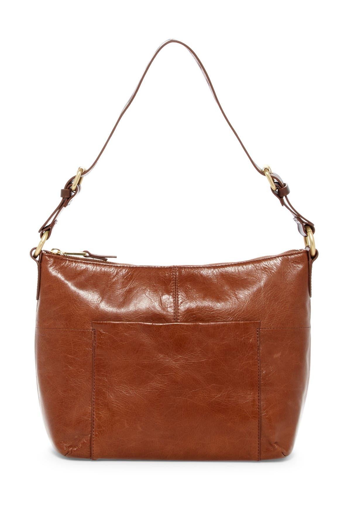Image of Hobo Charlie Leather Shoulder Bag