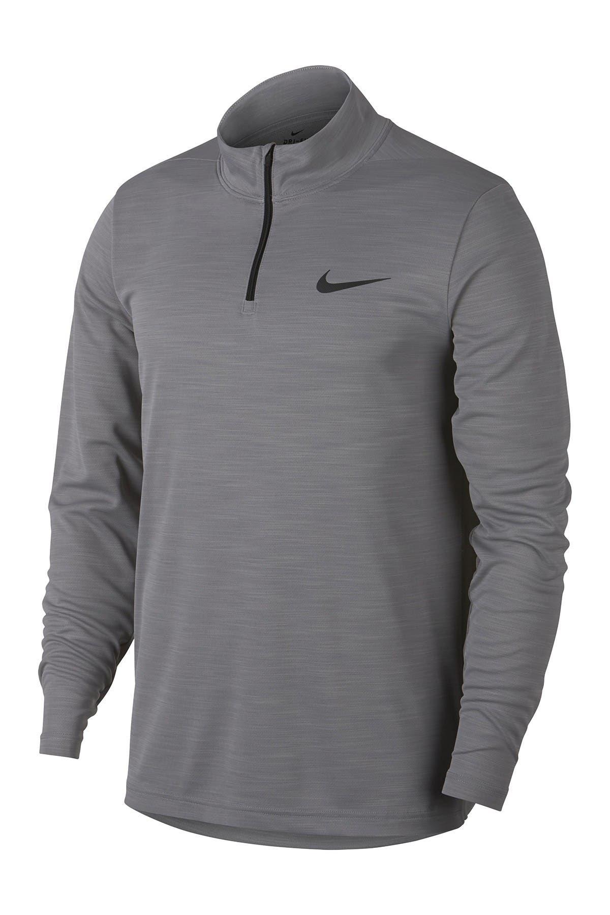 Image of Nike Superset Dri-FIT Quarter Zip Training Pullover