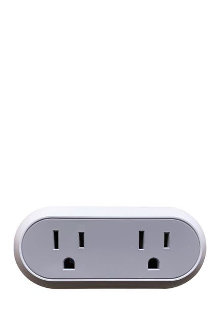 Image of BROOKSTONE Dual Smart Plug