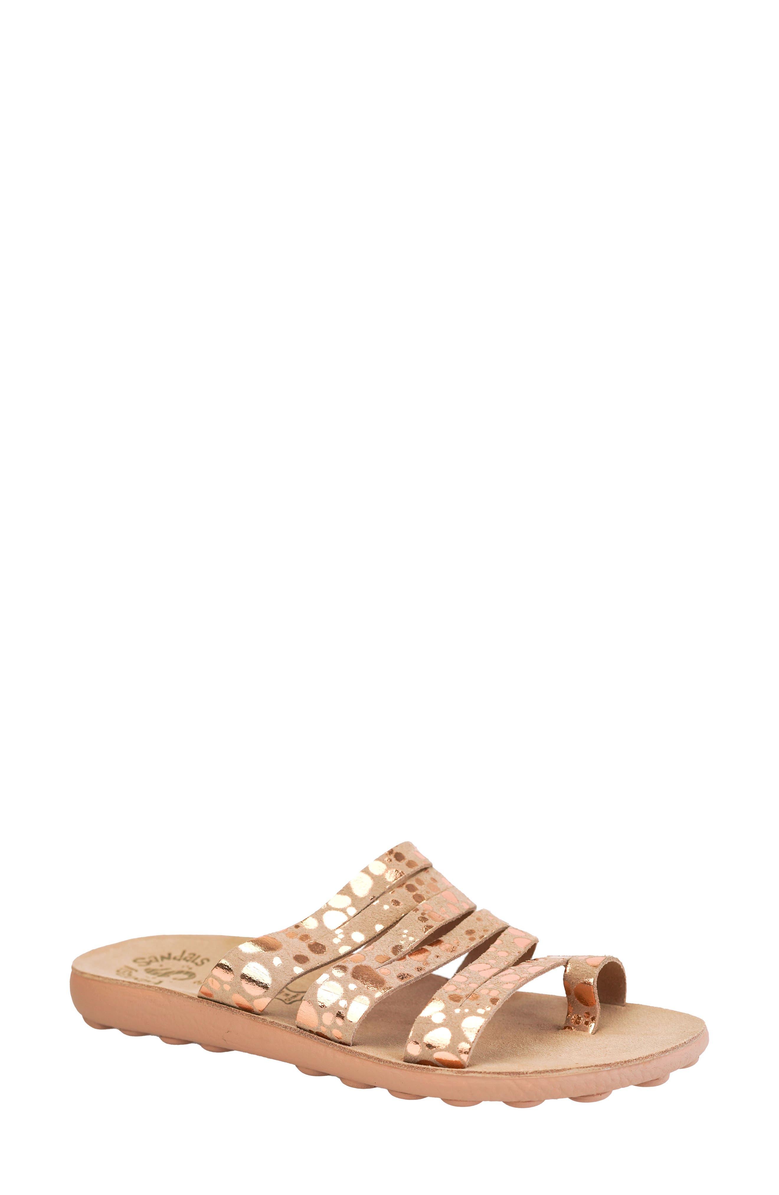 Mara Slide Sandal