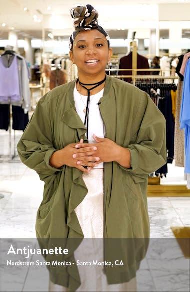 Drew Long Sleeve Body-Con Dress, sales video thumbnail