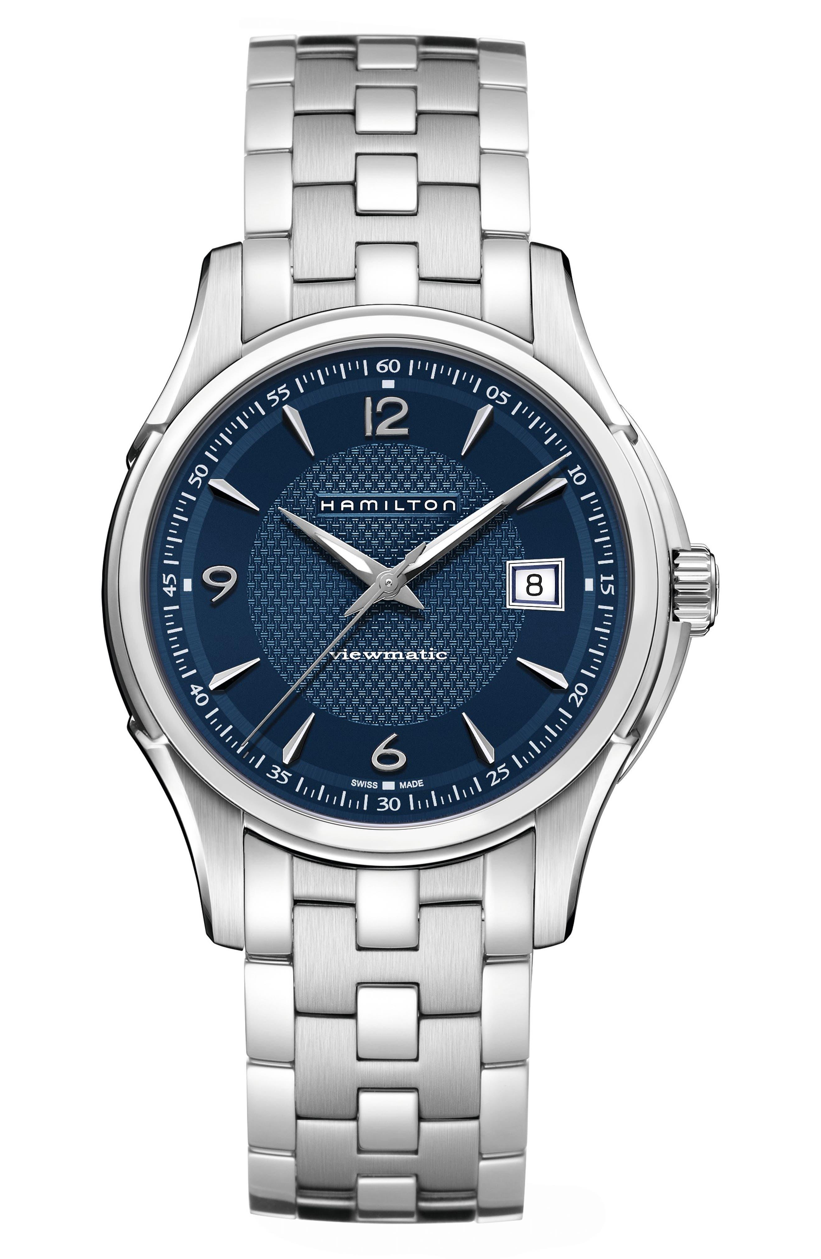 Jazzmaster Viewmatic Bracelet Watch