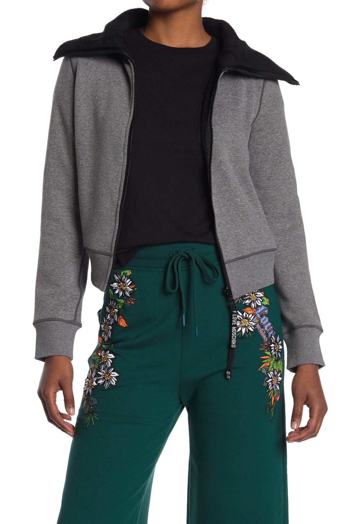 Image of LOVE Moschino Reversible Jacket