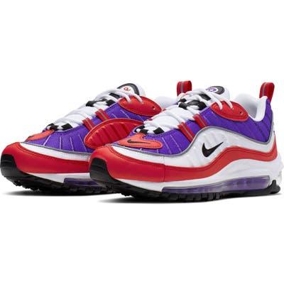 Nike Air Max 98 Sneaker, Purple
