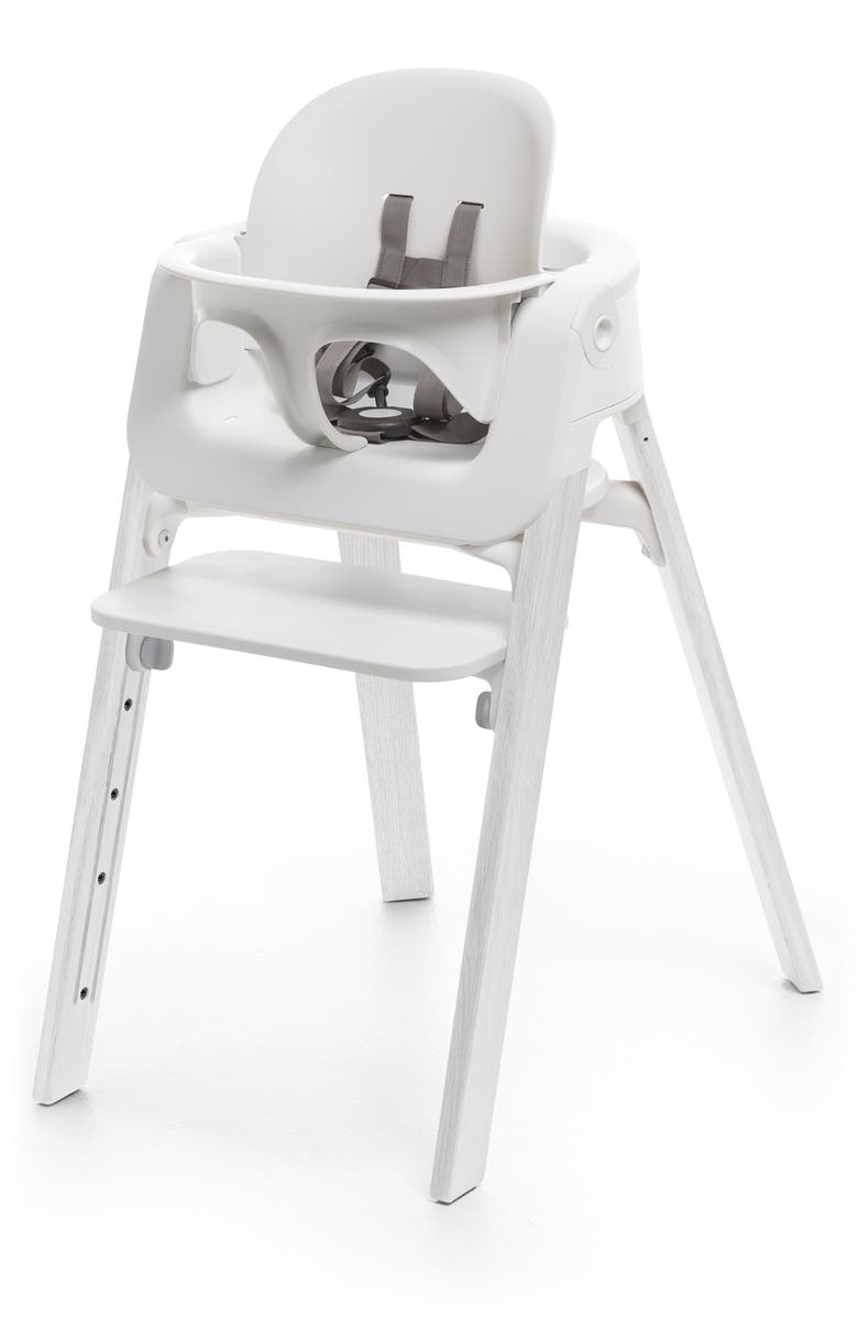 STOKKE Steps<sup>™</sup> Highchair, Main, color, OAK WHITE/ WHITE