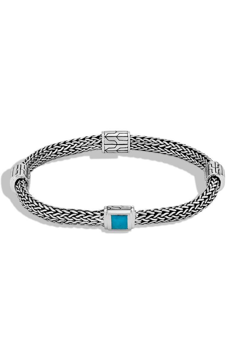 JOHN HARDY Classic Chain Station Bracelet, Main, color, 040
