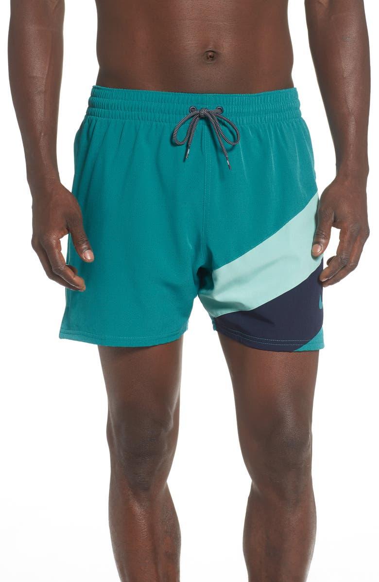 Nike Optic Camo Mesh Signal Swim Shorts | Nordstrom