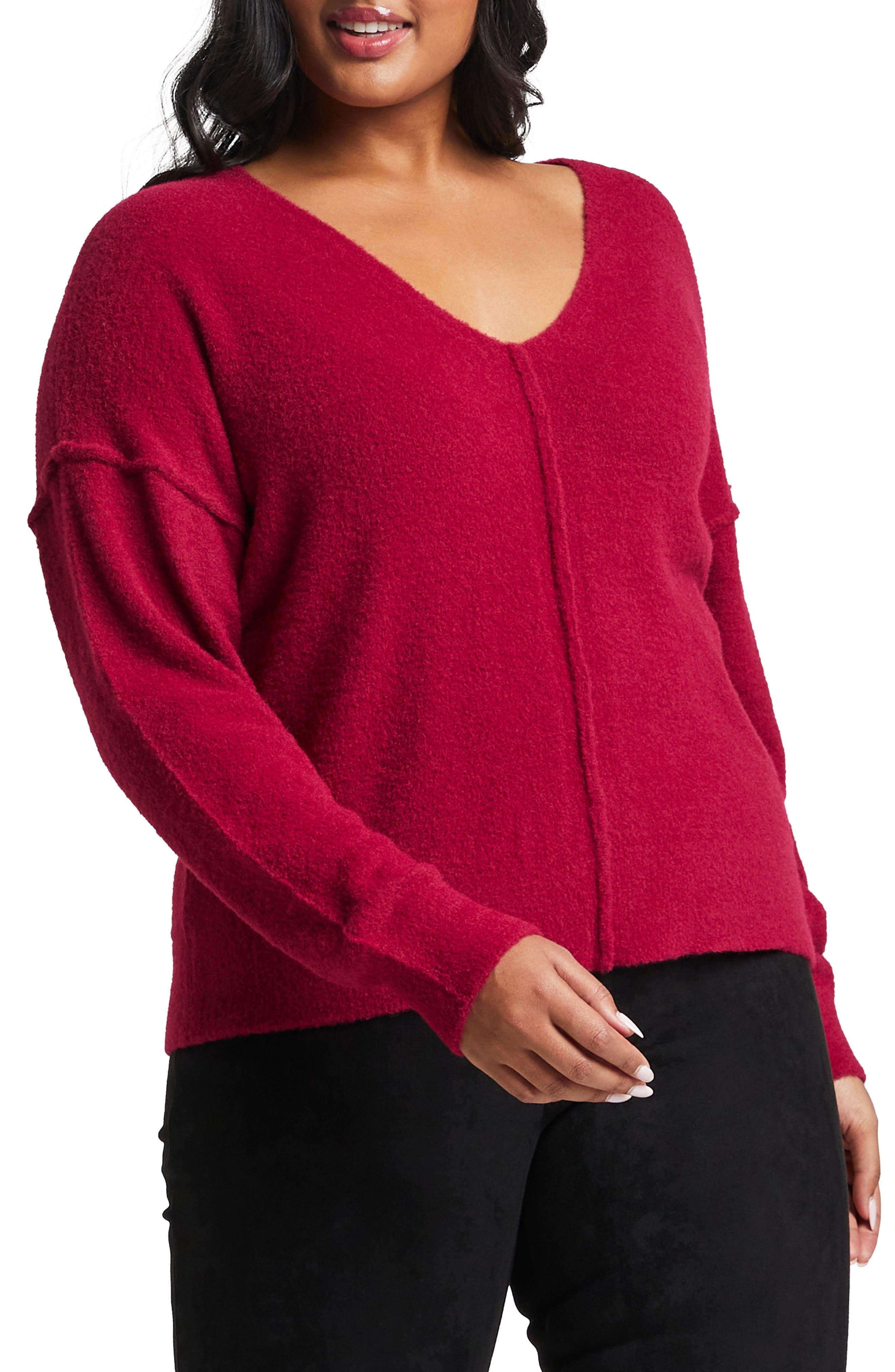 Kimberley V-Neck Sweater