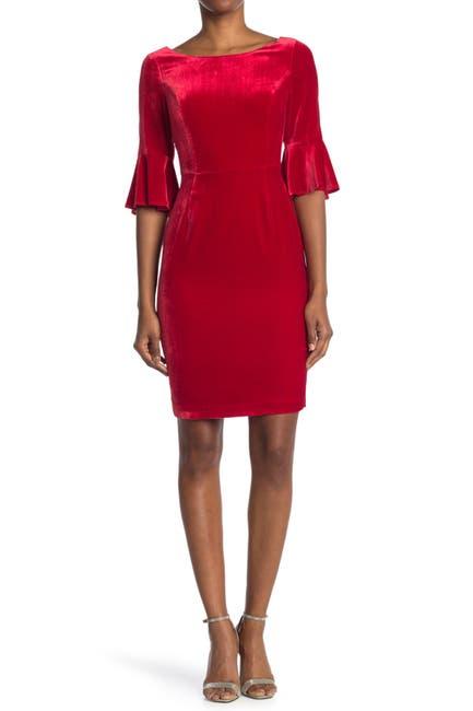 Image of BODEN Aubrey Velvet Dress