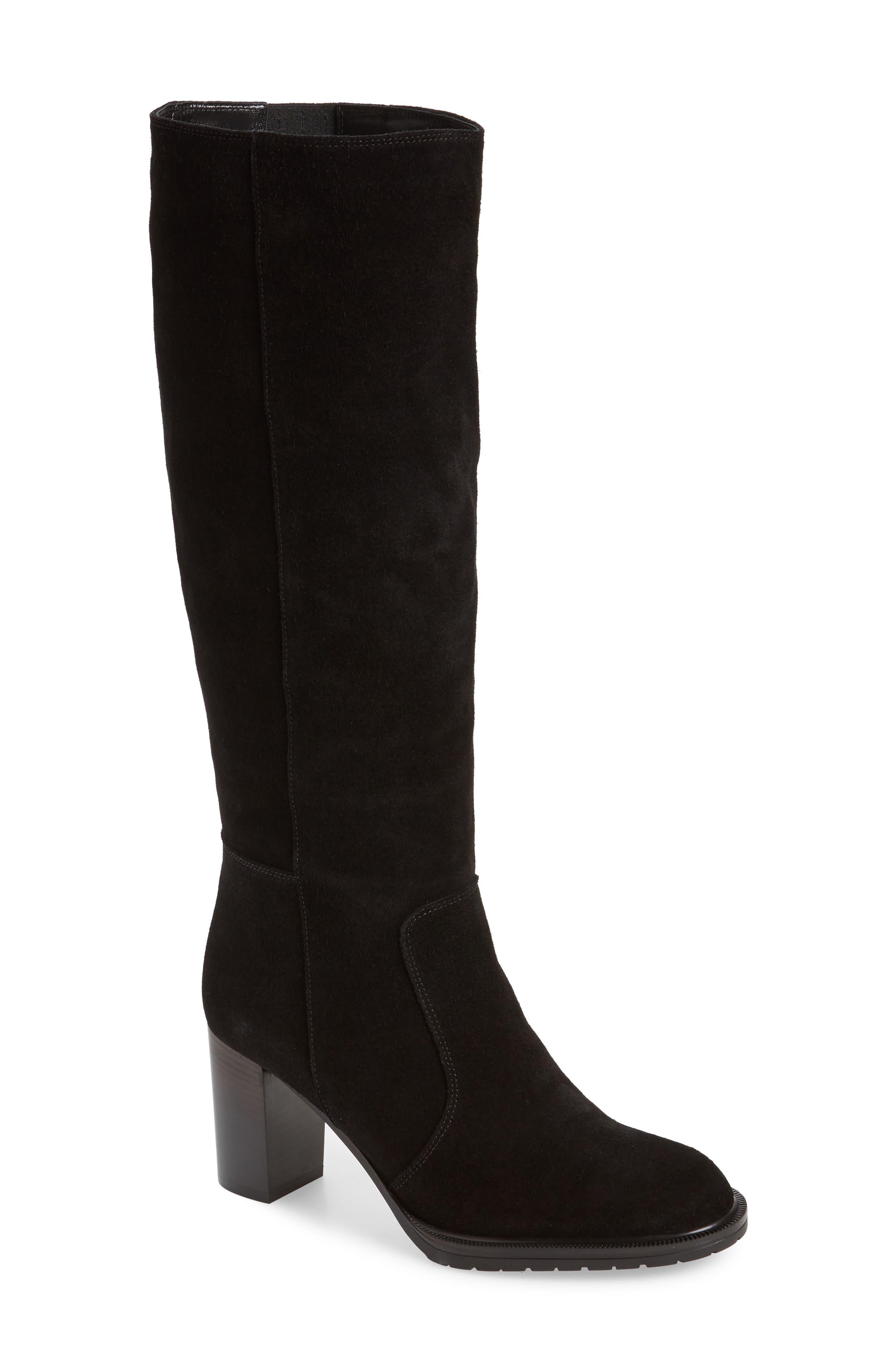 Image of Aquatalia Breanna Weatherproof Knee High Leather Boot