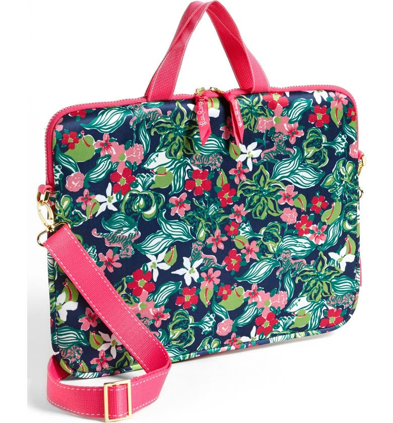 new concept 3765c db7fe 'Tiger Lilly' Laptop Tote