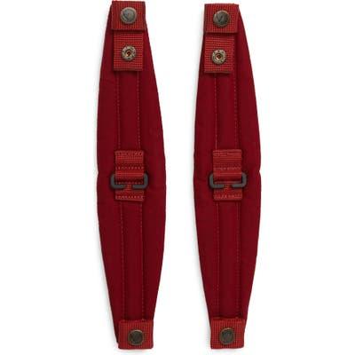 Fjallraven Kanken Set Of 2 Shoulder Strap Pads - Red