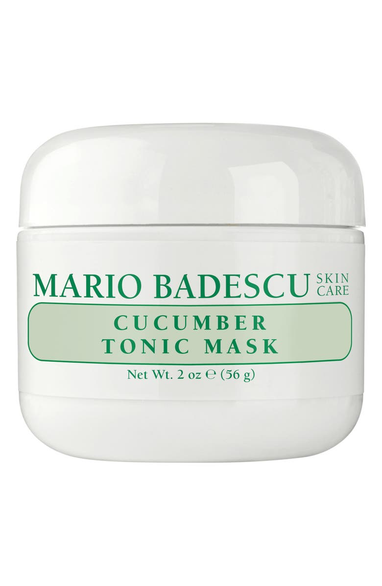 MARIO BADESCU Cucumber Tonic Mask, Main, color, NO COLOR
