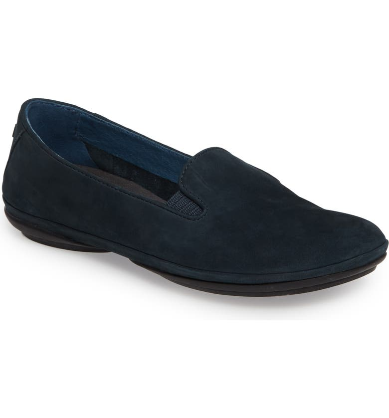 CAMPER 'Right Nina' Leather Flat, Main, color, 400