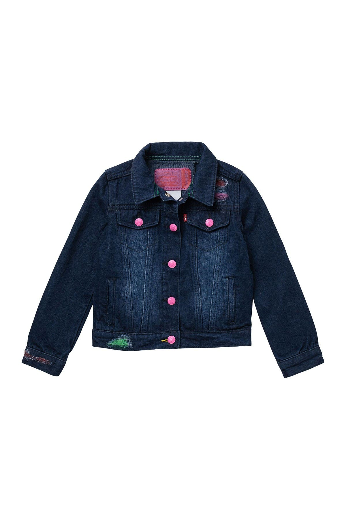 Image of Levi's Denim Trucker Jacket