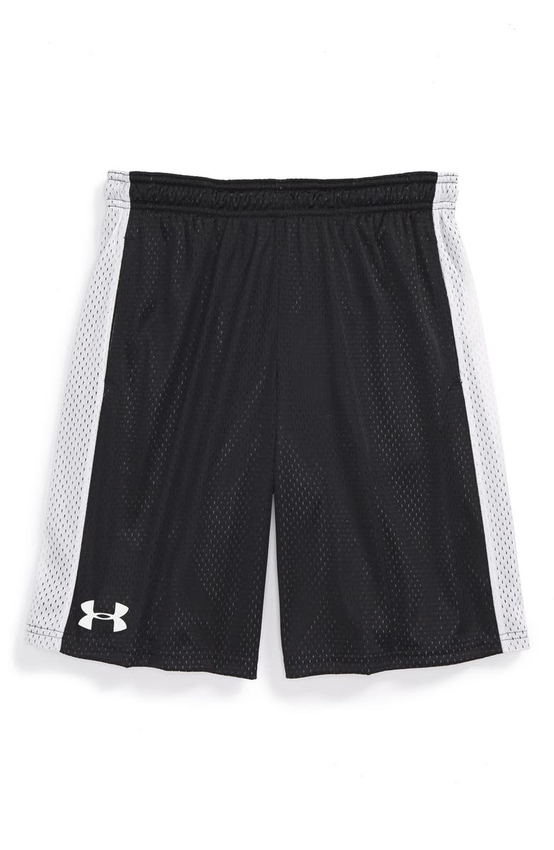 78677f51 'Influencer' Mesh Athletic Shorts