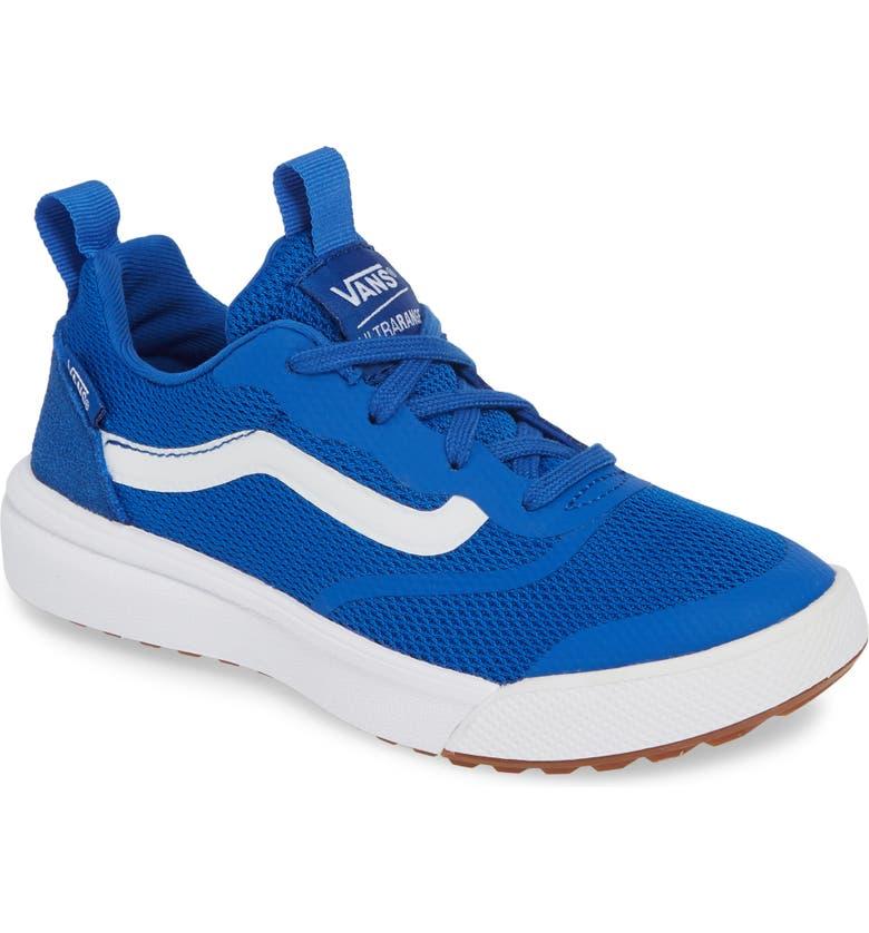 VANS UltraRange Rapidweld Sneaker, Main, color, LAPIS BLUE/ TRUE WHITE