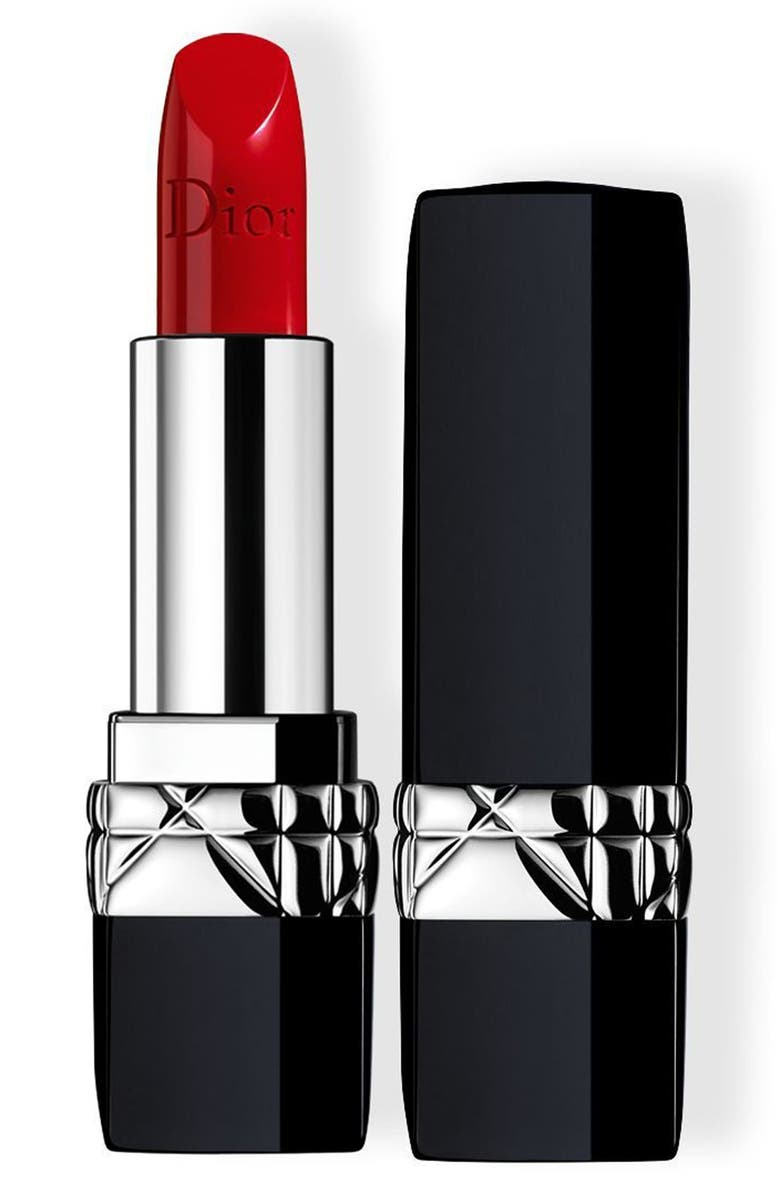 DIOR Couture Color Rouge Dior Lipstick, Main, color, 999