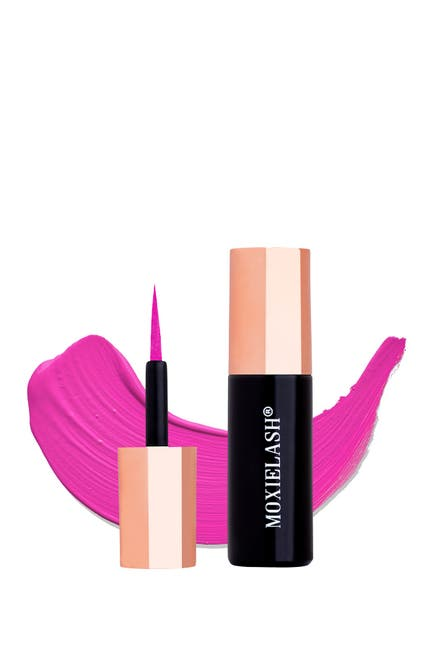 Image of MOXIELASH MINI Liquid Magnetic Eyeliner - Magenta