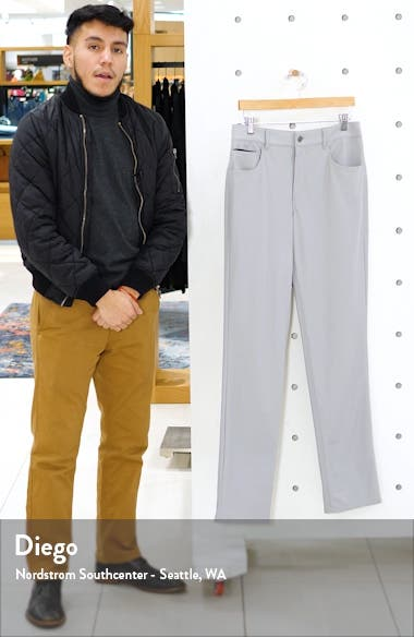 Cross Country Classic Performance Five-Pocket Pants, sales video thumbnail