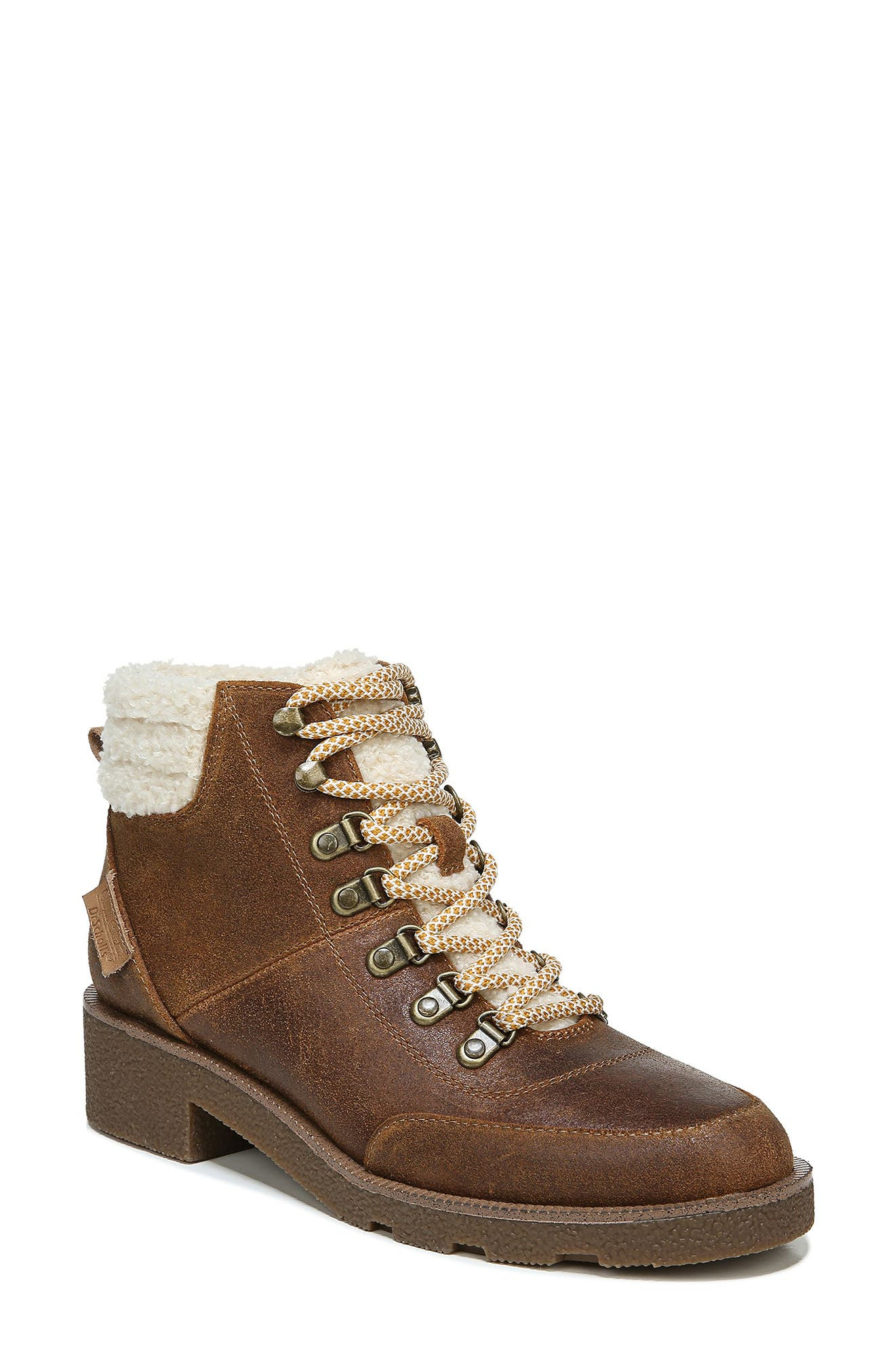 Tucker Lace-Up Boot