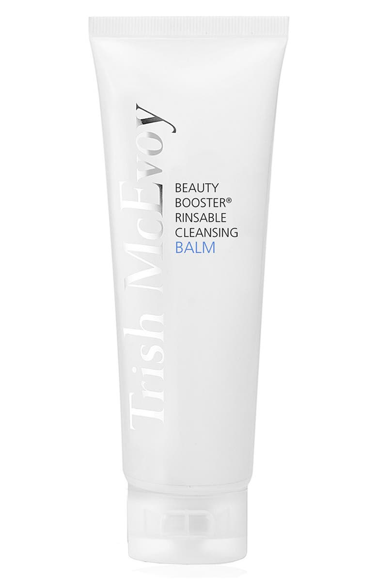 TRISH MCEVOY Beauty Booster<sup>®</sup> Rinsable Cleansing Balm, Main, color, NO COLOR