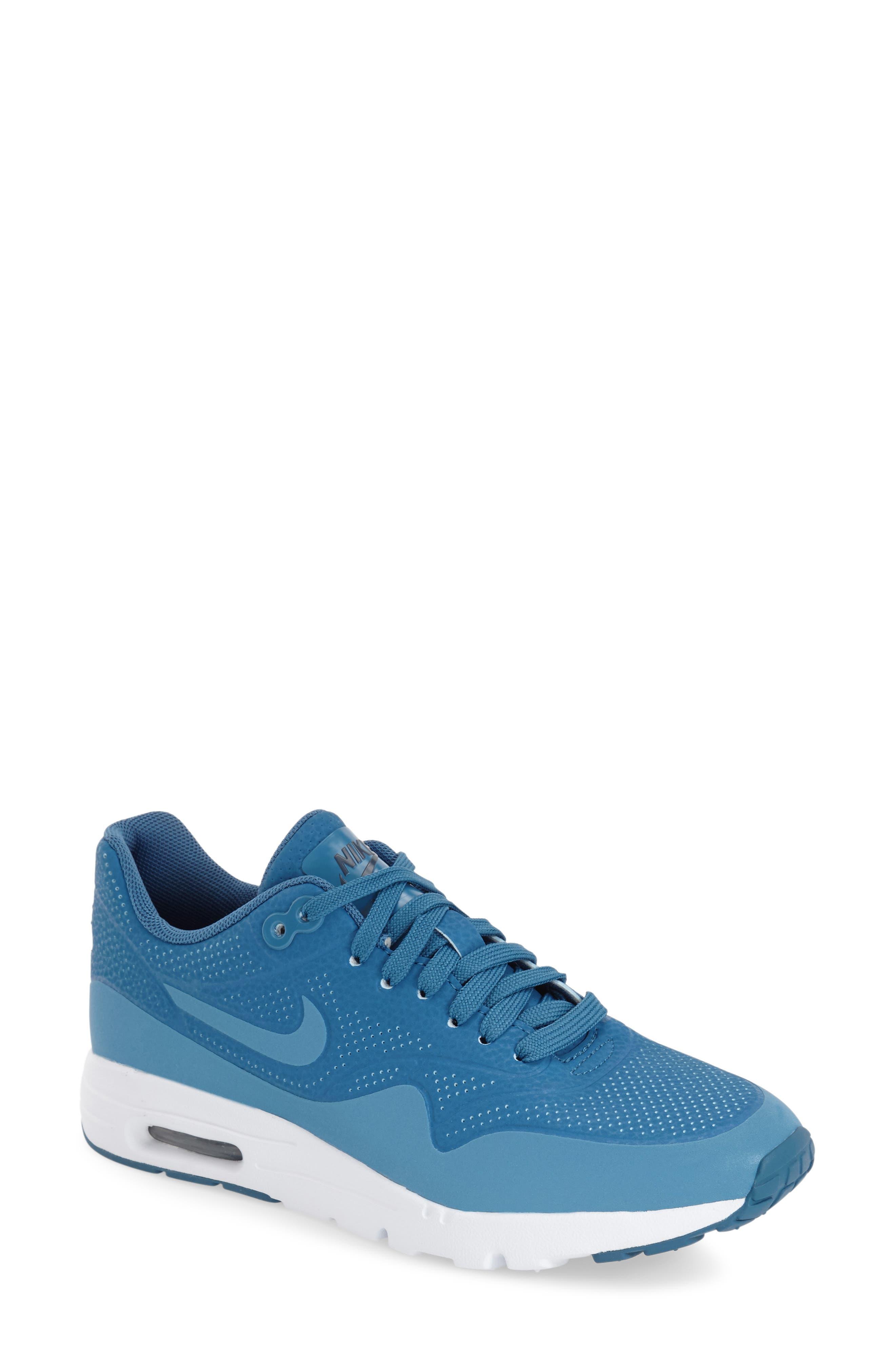 ,                             'Air Max 1 - Ultra Moire' Sneaker,                             Alternate thumbnail 78, color,                             402