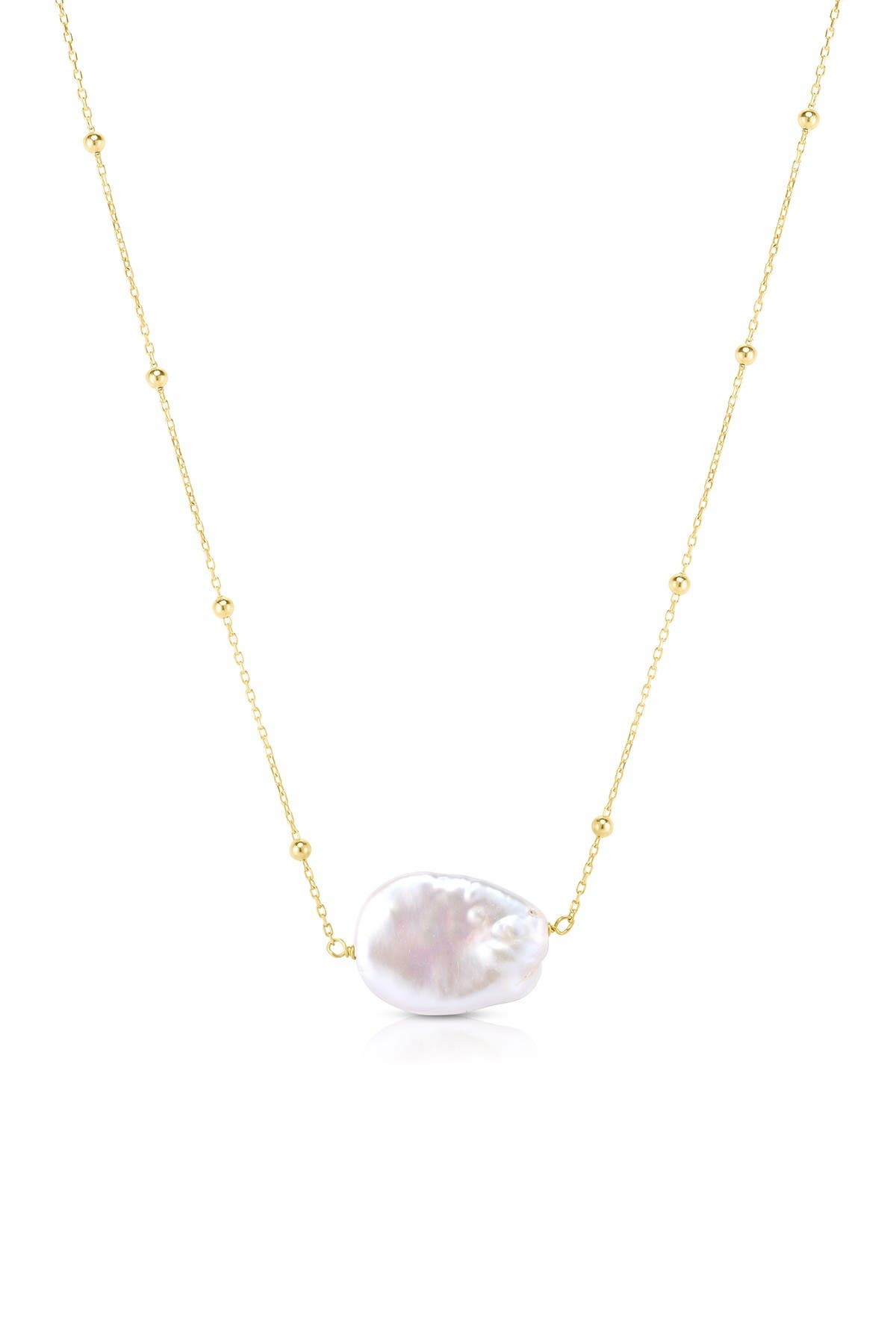Vermeil//Gold over Sterling Silver Round pendant Natural gemstone 10-11mm