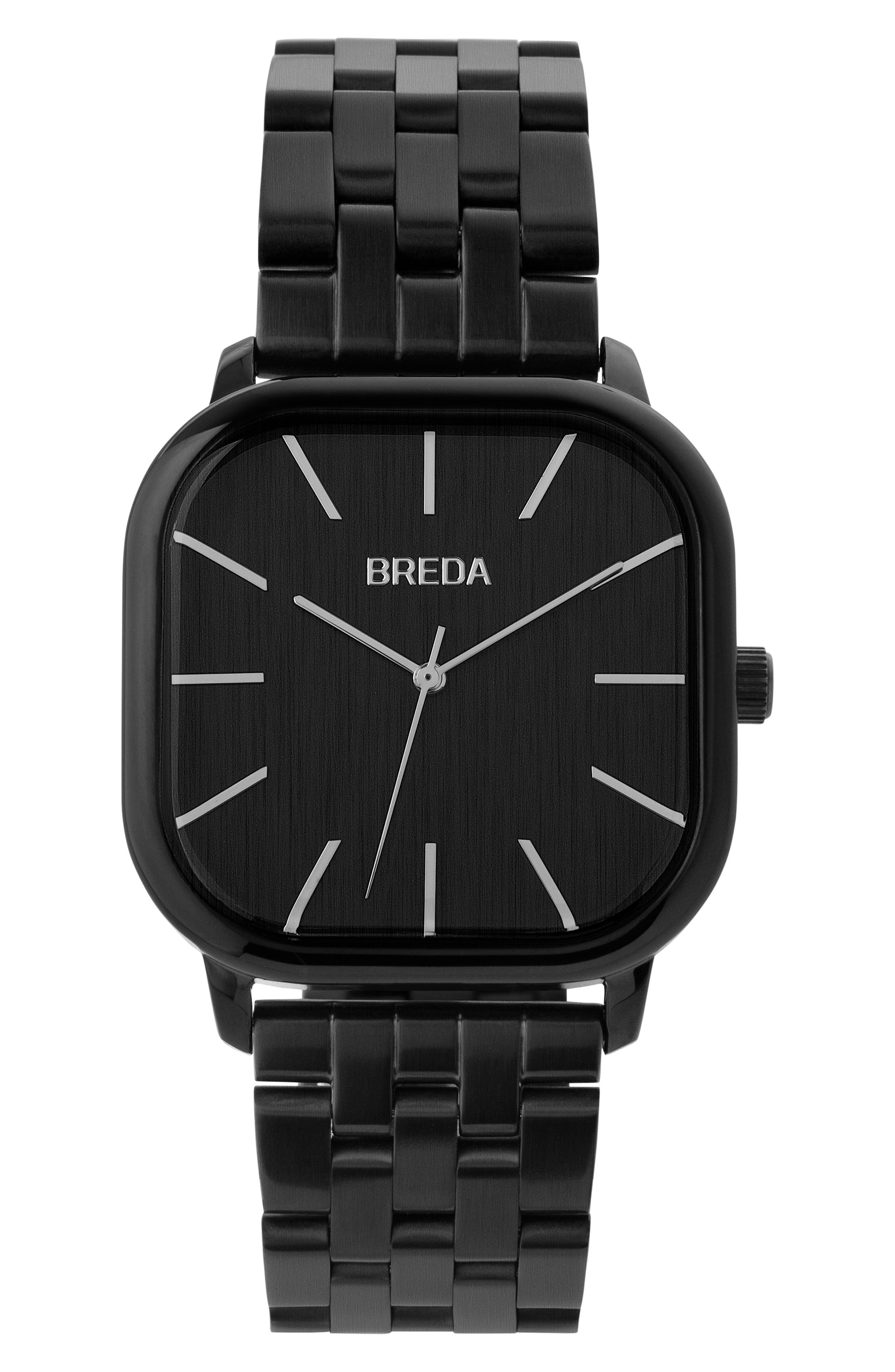 Visser Bracelet Watch