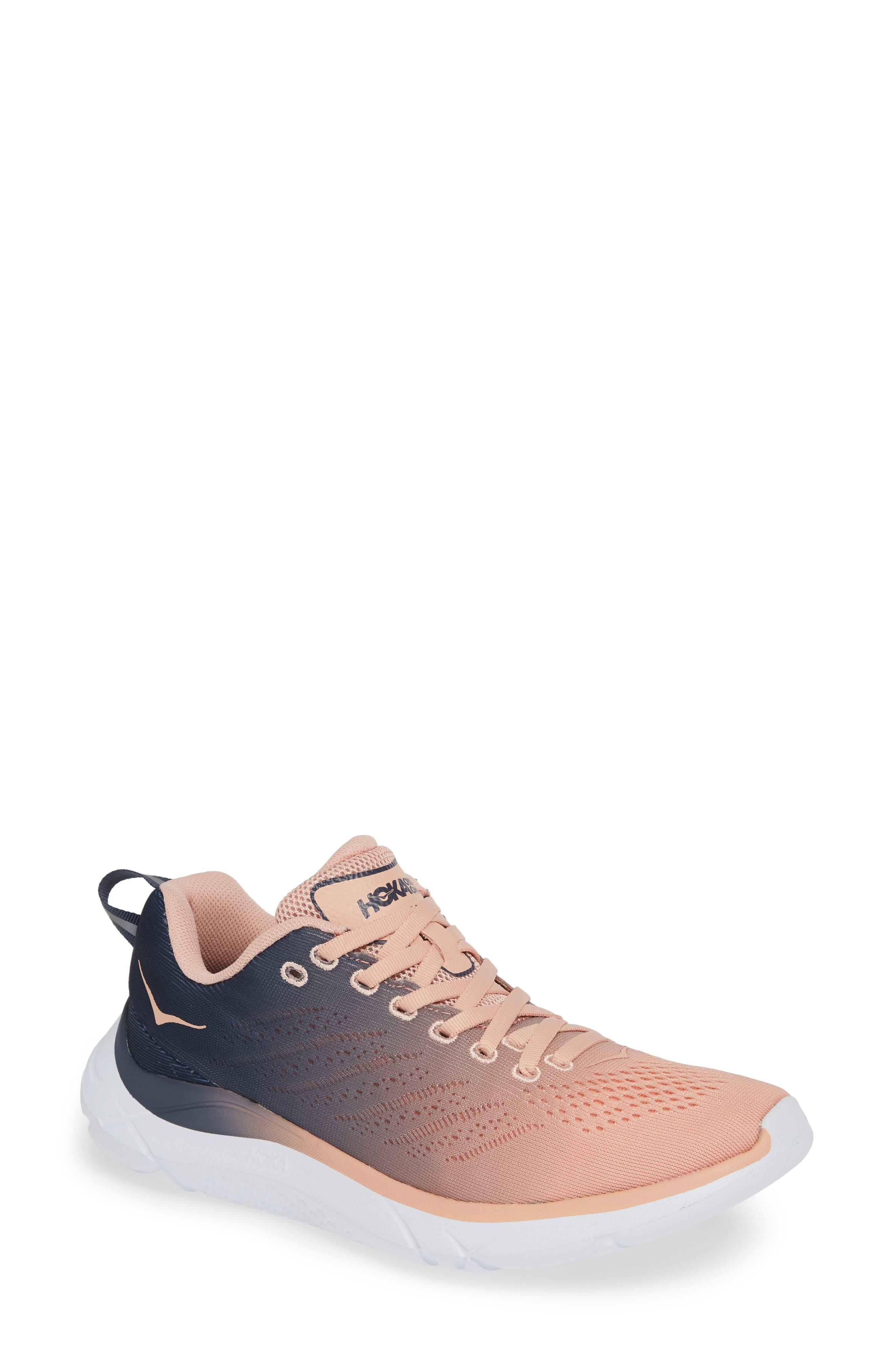 Hoka One One Hupana Em Sneaker, Pink