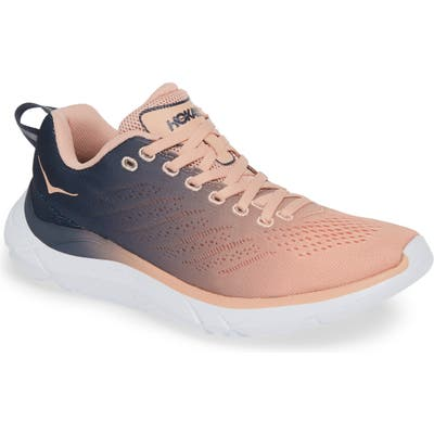 Hoka One One Hupana Em Sneaker- Pink