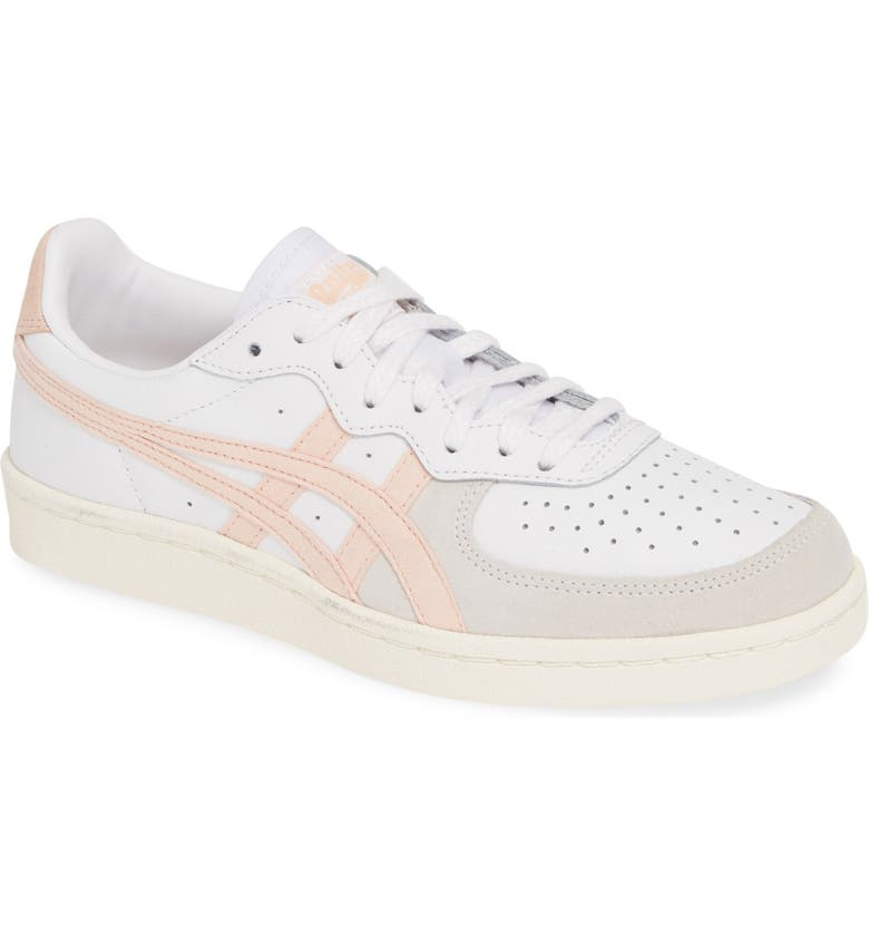 ASICS<SUP>®</SUP> GSM Sneaker, Main, color, WHITE/ BREEZE