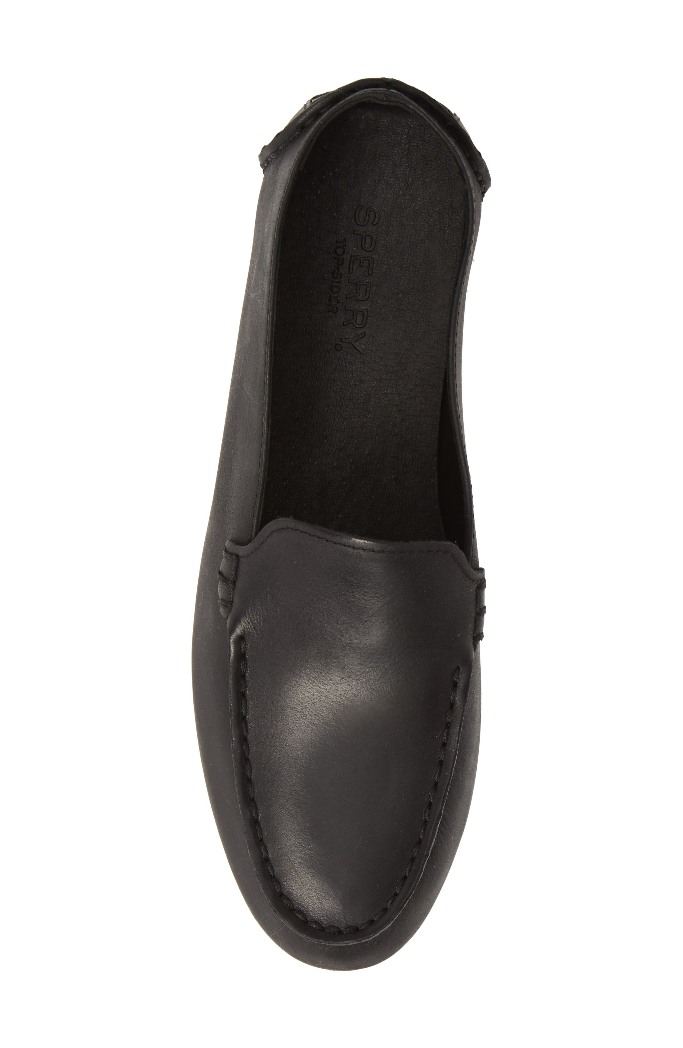 ,                             Top Sider Bay View Loafer,                             Alternate thumbnail 5, color,                             001