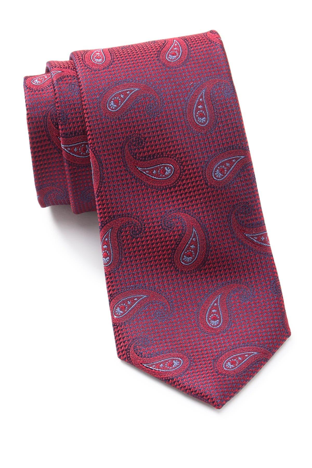 Image of Ted Baker London Tossed Pine Silk Tie