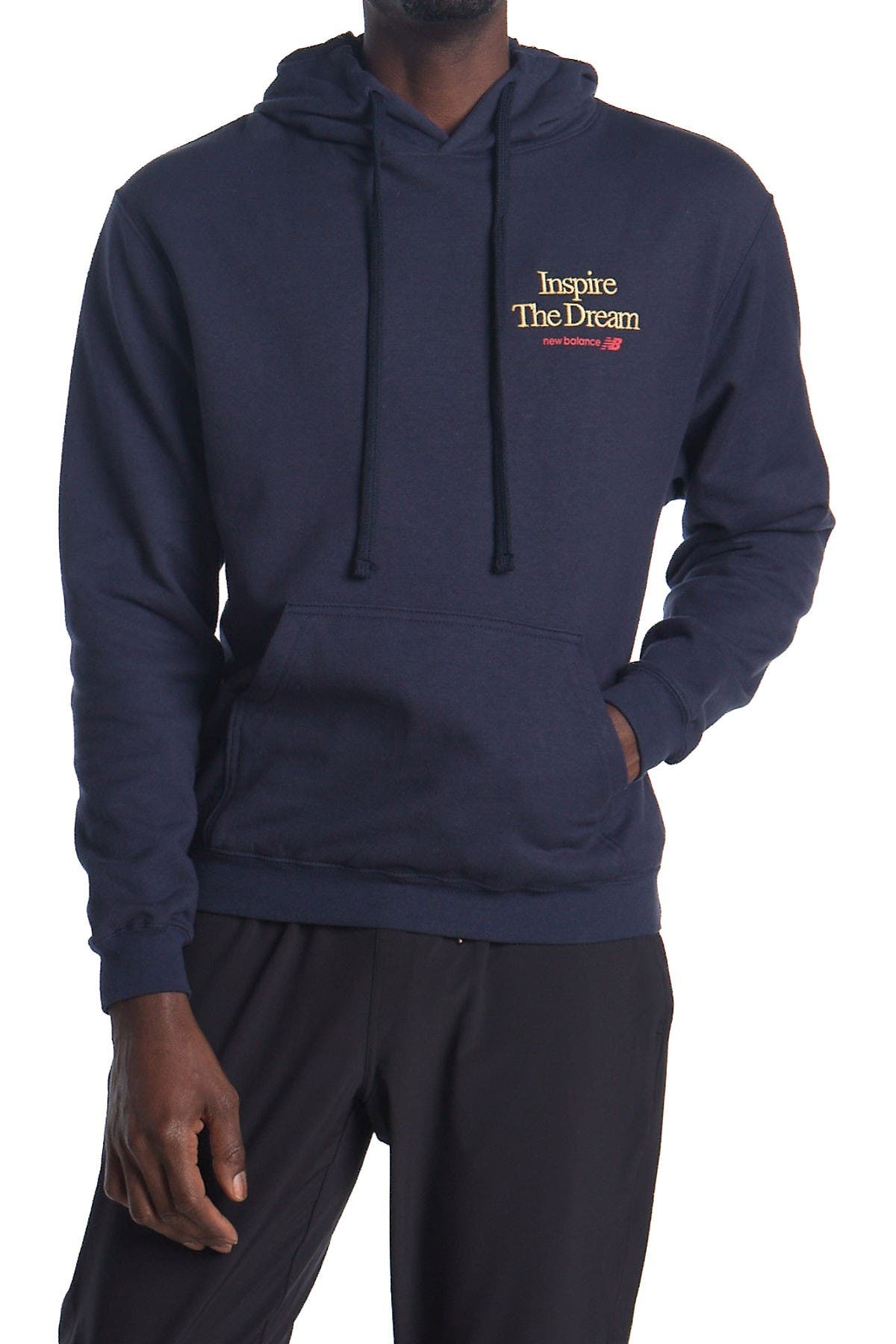 Image of New Balance Inspire the Dream Hoodie