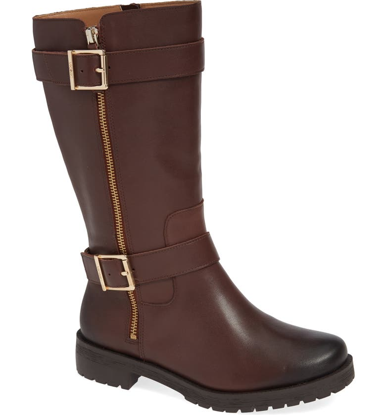 VIONIC Marlow Boot, Main, color, CHOCOLATE LEATHER