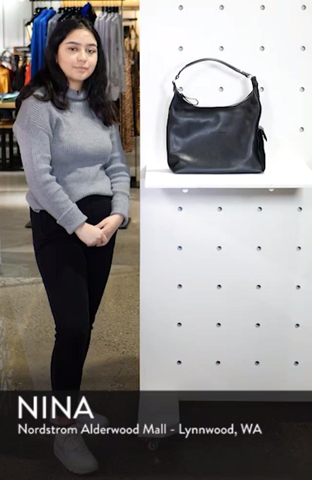 Le Foulonné Leather Hobo, sales video thumbnail
