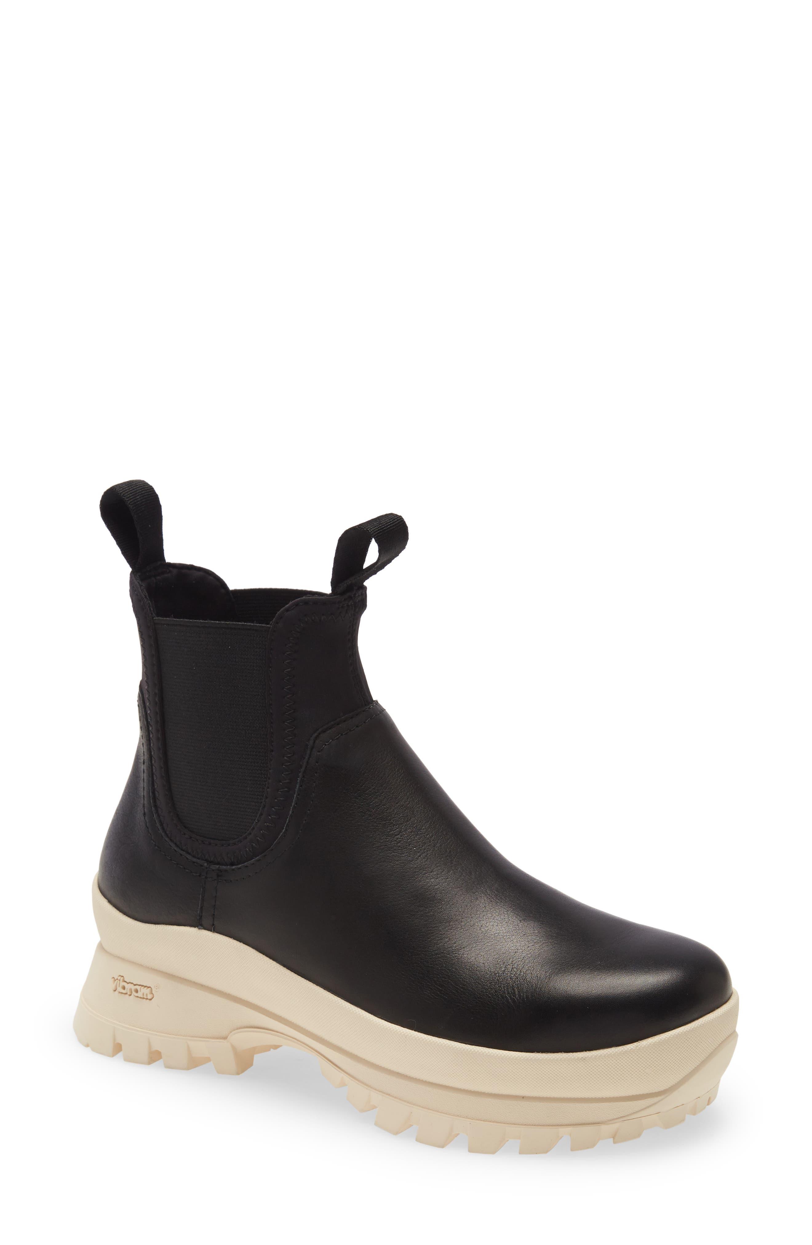 Tara Water Resistant Chelsea Boot