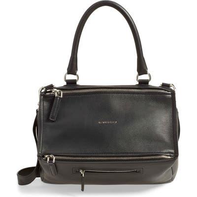 Givenchy Medium Pandora Sugar Leather Satchel -