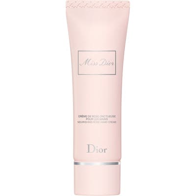 Dior Miss Dior Nourishing Rose Hand Cream, .7 oz