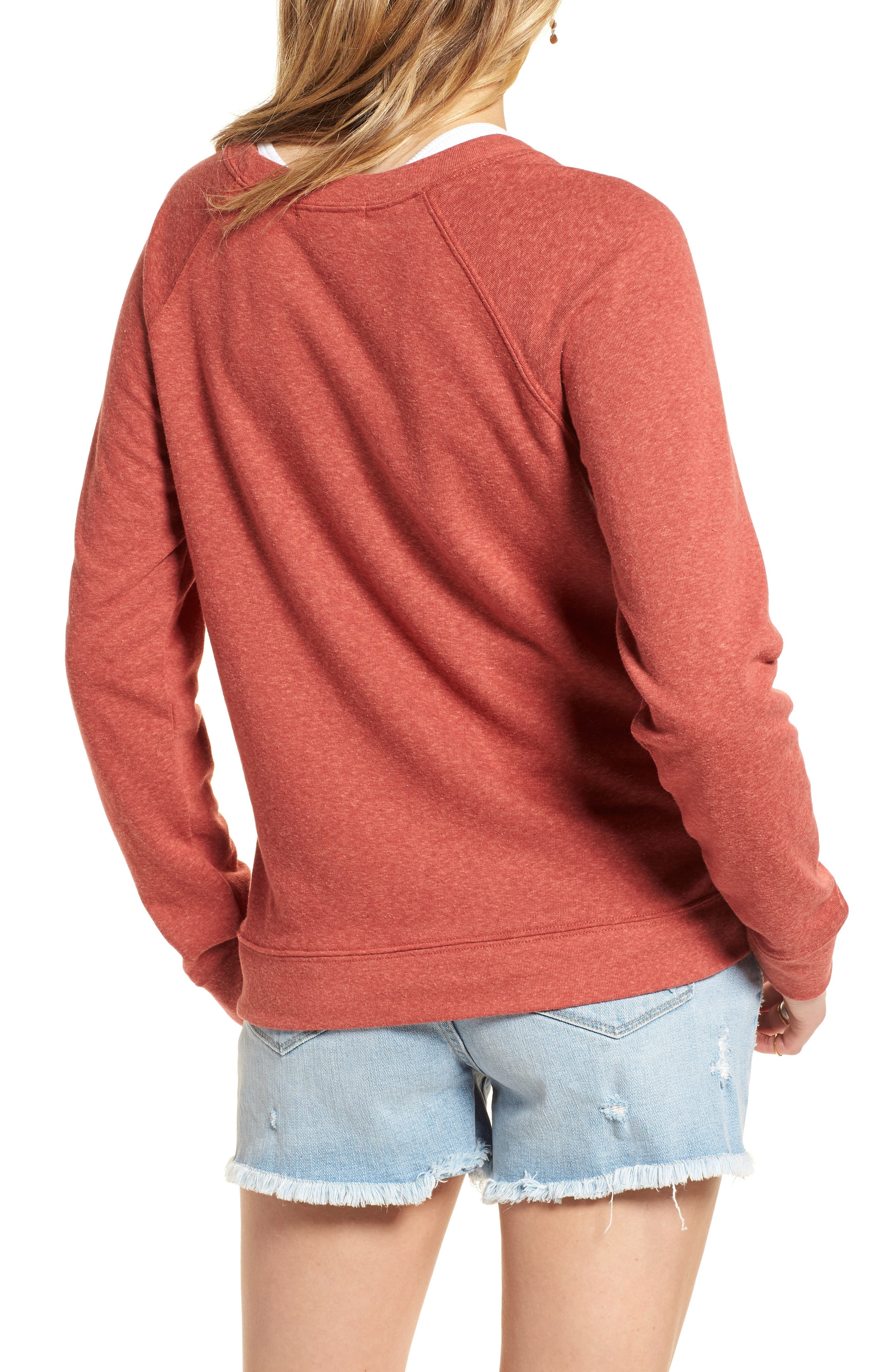 ,                             Crewneck Sweatshirt,                             Alternate thumbnail 19, color,                             200