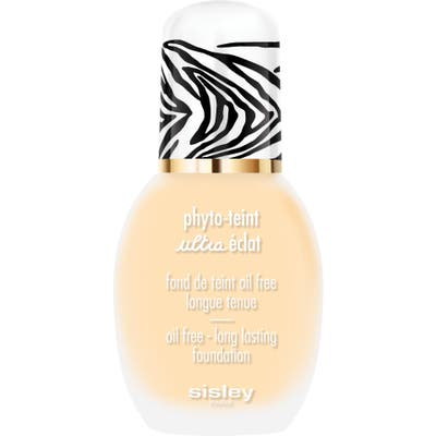 Sisley Paris Phyto-Teint Ultra Eclat Oil-Free Foundation - 0 Porcelaine