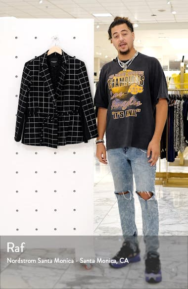 Drawstring Waist Jacket, sales video thumbnail